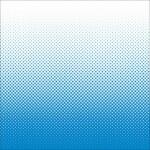 Dots Niebieskie